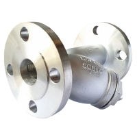JIS 10K Flanged End Y Strainer Catalogue