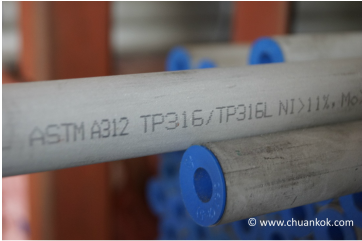Stainless Steel Pipes Specification
