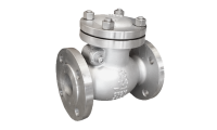 Ansi 150# Flanged End Swing Check Valves