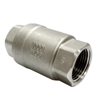 Spring Check Valve Catalogue