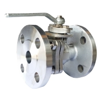JIS 10K Flanged End Ball Valves