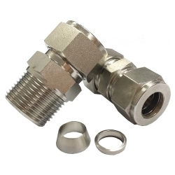 Twin ferrule Tube fittings