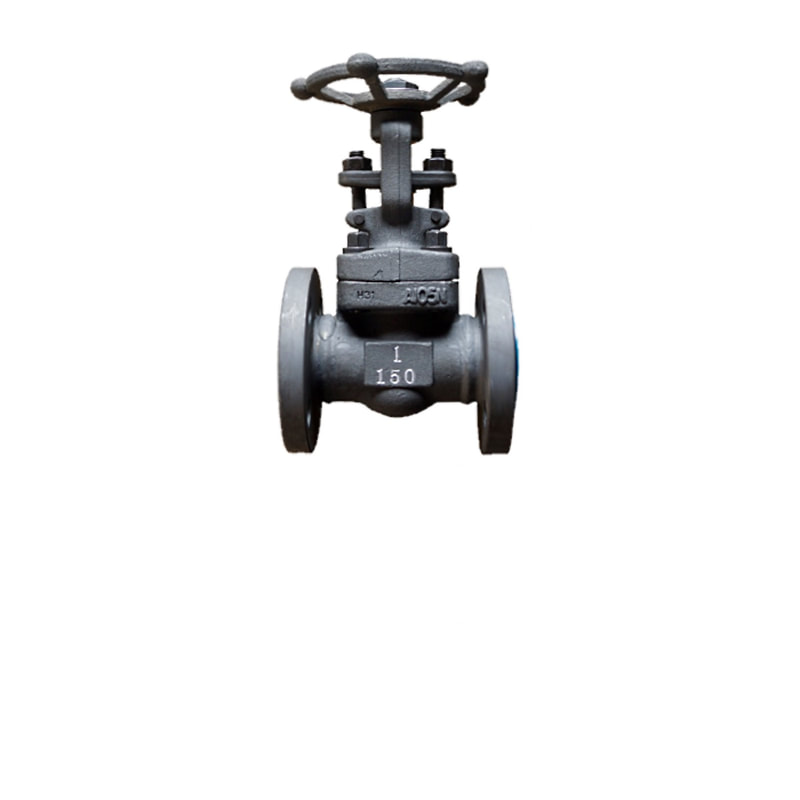 ANSI 150# Flange End Gate Valve A105