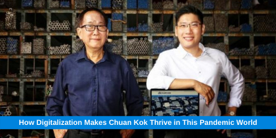 Digitalisation in Chuan Kok