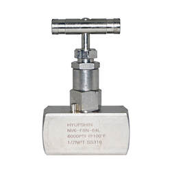 Threaded End SS316 Needle Valve