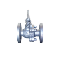 ANSI 300# Cast Steel Flange End Ball Valves Catalogue