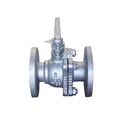 Ansi 150# Cast Steel Flanged End Ball Valves